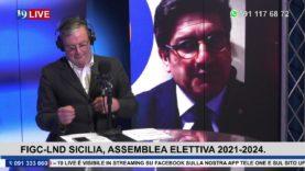 19LIVE   FIGC   LND SICILIA, ASSEMBLEA ELETTIVA 2021   2024