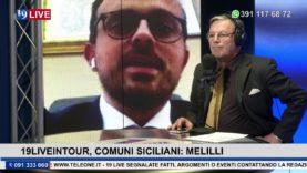 19LIVE IN TOUR    I COMUNI SICILIANI   MELILLI