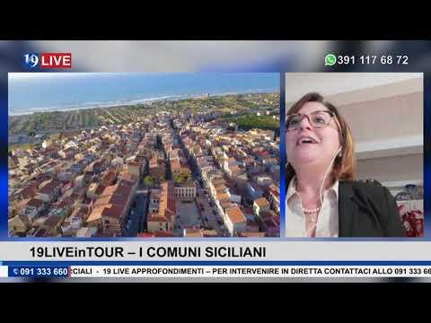 19LIVE IN TOUR   SINDACO DI CAMPOFELICE DI ROCCELLA MICHELA TARAVELLA