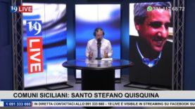 19LIVE IN TOUR    SINDACO DI S  STAFANO QUISQUINA   FRANCESCO CACCIATORE