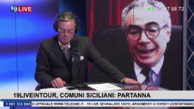 19LIVEINTOUR, COMUNI SICILIANI PARTANNA