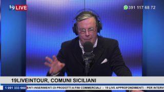 19LIVEINTOUR   COMUNI SICILIANI SANT'AGATA MILITELLO