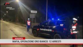 Agrigento. Mafia, operazione Oro bianco: 12 arresti
