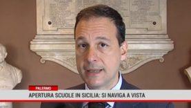 Apertura scuole in Sicilia: si naviga a vista