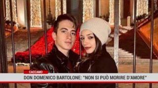 """Caccamo. Don Domenico Bartolone"""" non si può morire d'amore"""""""