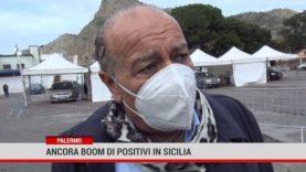 Coronavirus. Ancora boom di positivi in Sicilia