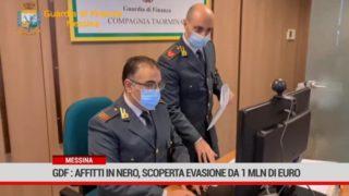 Messina. GdF: affitti in nero, scoperta evasione da 1 mln di euro