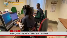 Messina. Mafia, gdf sequestra beni per 1 milione