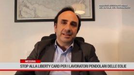 Messina. Stop alla Liberty Card per i lavoratori  pendolari delle Eolie