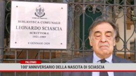 Palermo. 100°anniversario della nascita di Sciascia