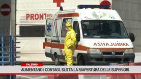 Palermo. Aumentano i contagi. Slitta la riapertura delle superiori