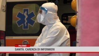 Palermo. Carenza di infermieri