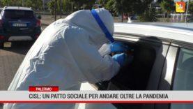 Palermo. Cisl: un patto sociale per andare oltre la pandemia