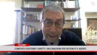 Palermo.Comitato esistono i diritti: Vaccinazioni per detenuti e agenti
