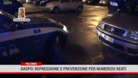 Palermo. Daspo strumento di repressione e prevenzione per numerosi reati