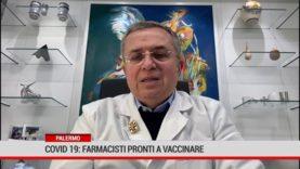 Palermo. Farmacisti pronti a vaccinare ma prima devonoessere vaccinati