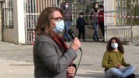 Palermo. Incendio asilo Peter Pan, assemblea dei residenti del Cep
