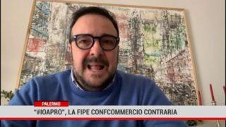"""Palermo. """"#Ioapro"""", la Fipe Confcommercio contraria"""