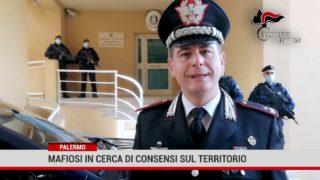 Palermo. Mafiosi in cerca di consensi sul territorio