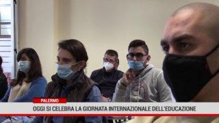 Palermo. Oggi si celebra la Giornata internazionale dell'educazione