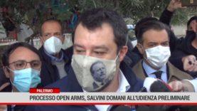 Palermo. Processo Open Arms, Salvini domani all'udienza preliminare