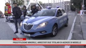 Palermo. Prostituzione minorile, arrestati due titolari di agenzie di modelle