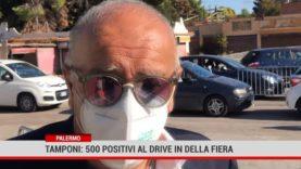 Palermo. Tamponi: 500 positivi al drive in della Fiera