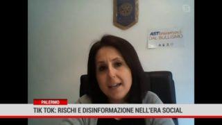 Palermo. Tik tok: rischi e disinformazione nell'era social
