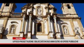 Palermo. Ufficio progettazione: sbloccate in due anni oltre 40 opere pubbliche