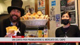 Palermo. Un corto per promuovere il mercato del Capo