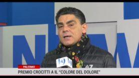 """Premio Crocitti a """"Il Colore del dolore"""" film di Francesco Benigno"""