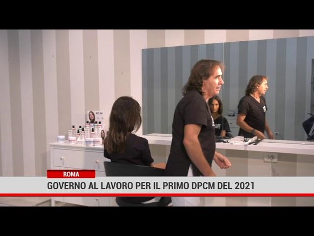 Roma. Governo al lavoro per il primo Dpcm del 2021