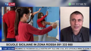 SCUOLE SICILIANE IN ZONA ROSSA