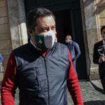 """Covid, Salvini """"Non abbassare guardia, ma no al virus della paura"""""""
