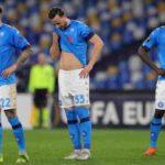 Il Napoli vince ma non basta: eliminato dall'Europa League