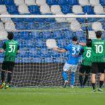 Gol, spettacolo ed emozioni: Sassuolo-Napoli finisce 3-3