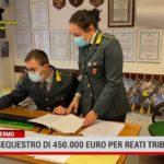 Palermo. Gdf: Sequestro di 450.000 euro per reati tributari.