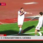 Palermo. Serie c: i rosa battono il Catania