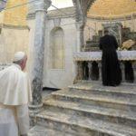 """Papa in Iraq """"terrorismo e morte non hanno l'ultima parola"""""""