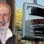 Morto l'Ing. Toluian, l'imprenditore iraniano che portò i tappeti persiani a Palermo