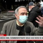 Messina. Open week end, somministrate solo 442 dosi di Astrazeneca