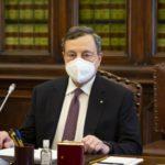 """Superlega, Draghi """"Preservare la funzione sociale del calcio"""""""