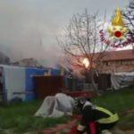 Esplosione in un edificio a Gubbio, due morti
