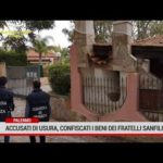 Palermo. Accusati di usura, confiscati i beni dei fratelli Sanfilippo