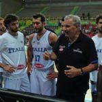 L'Italbasket pronta per il preolimpico
