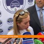 """Meloni: """"Green pass italiano è un caso unico al mondo"""""""