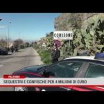 Sequestri e confische per 4 mln di euro. Colpo alla mafia corleonese
